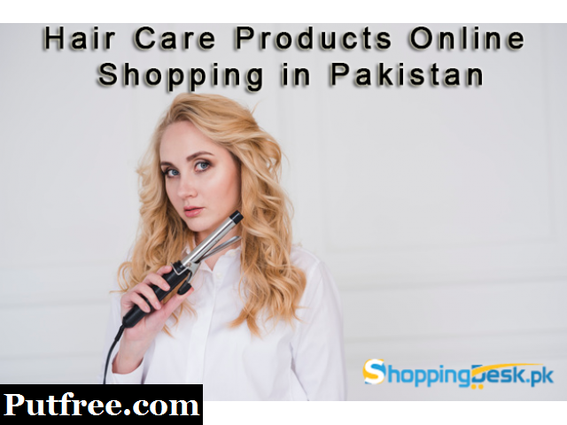 Hair Care Products Online Shopping in Pakistan