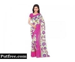 Buy Sarees Below 500 Rupees Online From Mirraw