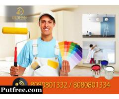 Interior and Exterior Painting Services in Bengaluru - Eeshan