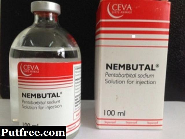 Nembutal (Powder, Pills, Liquid )