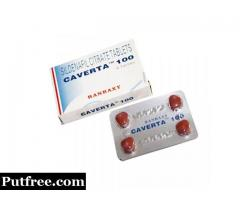 Caverta 100mg Online I Buy Sildenafil 100mg I Sildenafil 100mg Tablets