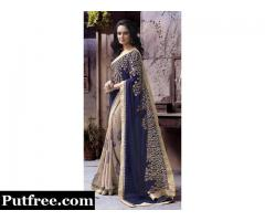 Faux Saree - Buy Faux Sarees Online In India At Fair Prices