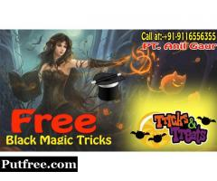 Free Black Magic tricks to get desire things in your life