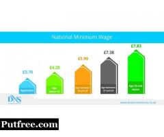 What is National Minimum Wage for Employees?