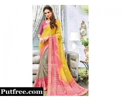 Authentic Brasso Sarees Online At Fair Prices From Mirraw