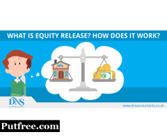 What percentage can you get on equity release?
