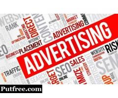 Advertising - Best Advertising company in India with pioneering ideas.