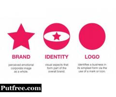 Branding and Identity - Because without a brand and identity, you go nowhere.
