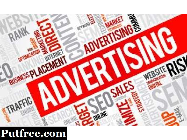 Advertising - One of the best advertising company which provides catchy designs.