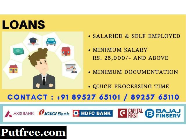 Personal Loan Chennai - Put Free Ads   Free Classified Ads