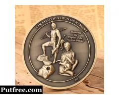 Cheap Coins | Ancients Custom Challenge Coins