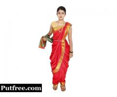 Nauvari Sarees - The Wedding Season Saree in Maharashtra