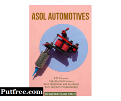 EFI and Auto Electrician/Mechanic Courses.. ASOL automotives