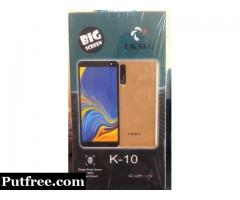 IKALL K 10 4G PHONE GOLD COLOR  @ 5300