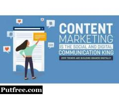 Content Marketing agency and content writing agency Delhi