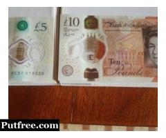 Fake pounds for sale
