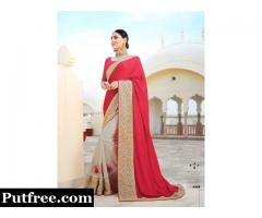 Check Out The Latest Bridal Saree Collection By Mirraw.