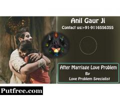 Start enjoying love life again after getting After Marriage Love Problem Solution