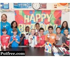 Organize the best birthday party in Vaughan