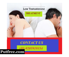 CALL:-[ PH:+91-8860455545 ] Ayurvedic treatment for Low testosterone in Majhauli Raj