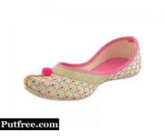 Choose The Best Footwear Online At Mirraw