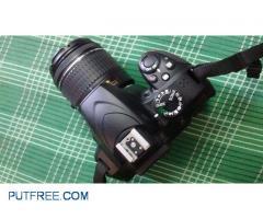 DSLR-Camera D3400