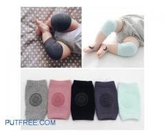 Baby knee pad kids safety crawling elbow cushion infant toddlers leg warmer knee protector