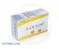 Natural HOME MADE Cocunut oil ACN soap