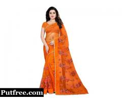 Shop Net Sarees Online At Mirraw And Get Upto 70% Off