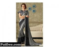 Elegantly Designed Party Wear Sarees Online At Fair Prices