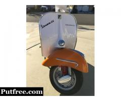 1963 Vespa GS160 MK2 for sale