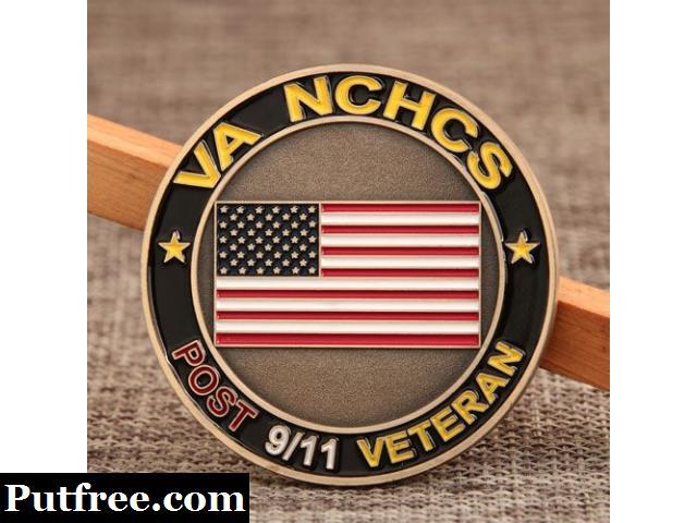 Military Challenge Coins | VANCHCS Custom Challenge Coins