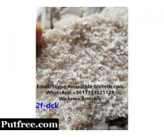 Supply of 2fdck,2-FDCK,2F-DCK,2-Fluorodeschloroketamine,WhatsApp:+8617117825128