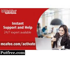 McAfee Activate Products
