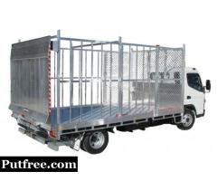 Custom Built Heavy Duty Aluminium Truck Bodies-Duralloy
