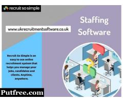 Best and smart staffing software for organizations