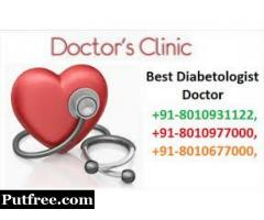 CALL [[ ( PH : 8010931122) ]] Best diabetologist doctor in Sarita Vihar,Delhi