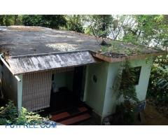 House and Land For Sale Near Mundkayam-400m from Erumeli-Poonjar HW