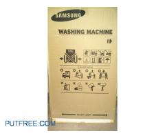 BRAND NEW, UNUSED, SAMSUNG, TOP LOAD WASHING MACHINE, 7.5 KG WITH SS TUB FOR SALE