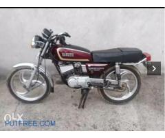 Rx 135cc Yamaha 2002 model