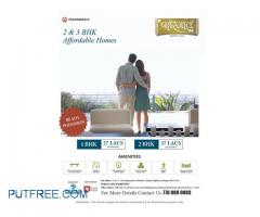 Parijat 1 BHK flats for sale In Ambegaon Kh