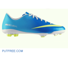 Nike mercurial blue and green unused