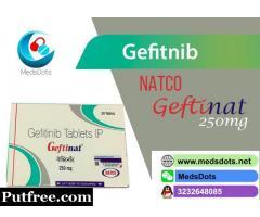 Buy Indian Gefitinib 250mg Online | Natco Iressa Price | Geftinat 250mg supplier India