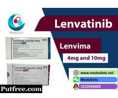 Buy E7080 Online | Lenvima 4mg Price India | Generic Lenvatinib 10mg Supplier