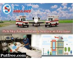 Take Air Ambulance from Delhi with Superb Medical Team