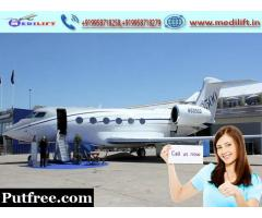 Get Outstanding Air Ambulance Service in Chennai by Medilift
