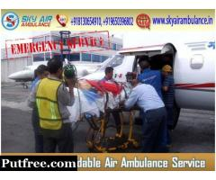 Get ICU Air Ambulance in Bangalore at a Less Charge