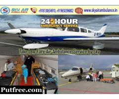 Now Hire Air Ambulance in Allahabad with Unordinary Medical Facility