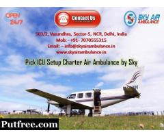 Quickly Book Emergency Air Ambulance Service in Coimbatore